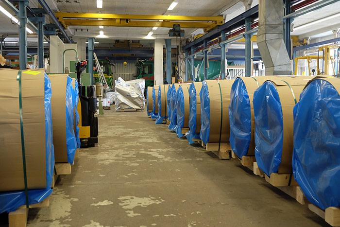 Auinger Isolierungunternehmen GmbH, Exportprojekte